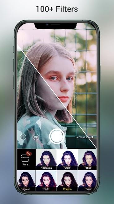 OS13 Camera - Cool i OS13 camera, effect, selfie apk.jpg