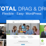 Total - Responsive Multi-Purpose WordPress Theme Nulled